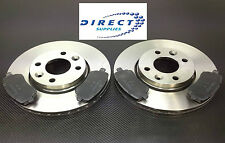 RENAULT CLIO MK3 FRONT BRAKE DISCS AND PADS 2005-2011