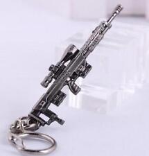 Cross Fire CF Sniper rifle Gun KeyRing M82A1 Miniature Weapon Model Keychain *