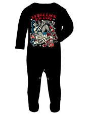 Baby Romper - Rebellion Kulture Baby's Ruin : (Emo Goth Rockabilly Alternative)