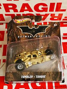 Hot Wheels BATMAN BEGINS - TUMBLER . TANQUE 2011 (X4038) 1:50