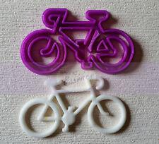 Bicycle cutter cake fondant UK seller
