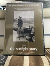 SEALED The Straight Story (DVD, 2000) David Lynch,Widescreen,5.1 Audio,Gold Disc