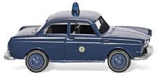 """Wiking HO 1:87 086436 Police - VW 1600 sedan """"Berlin"""" - NEW 2015"""