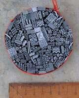 Vignetten Mix Stempel Bleiornamente Bleisatz Ornamente Jugendstil Art Nouveau !!