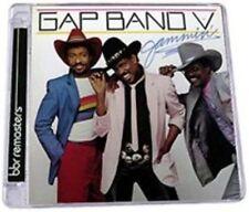 Gap Band V: Jammin' [Expanded Edition] by The Gap Band (CD, Sep-2014, BBR (UK))