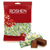 "Ukrainian Sweets ROSHEN Chocolate Candy ""Romashka (Daisy)"" Cognac 200g / 7 oz"