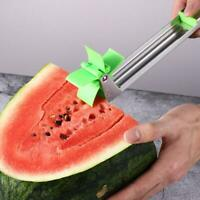 Watermelon Slicer Cutter Tongs Corer Fruit Melon Stainless Steel Tool