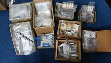 (L4) Lot of 50 pcs Carbide Nc Spot drills, slitting saws, endmills Centre Drill