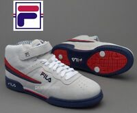 FILA   F-13 Pin Stripe Beige Ladies Suede Trainers UK 4 (EU 37.5) *NEW