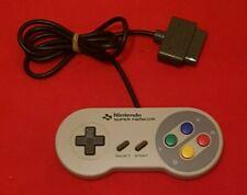 SNES Super Famicom controller SHVC-005 Nintendo official tested free p+p