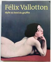 2008 FELIX VALLOTTON by C. Becker/L.Schadler HB/191pp PROFUSELY ILLUSTRATED Nice