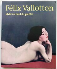 FELIX VALLOTTON by C. Becker/L.Schadler HB/2008/191pp PROFUSELY ILLUSTRATED Nice