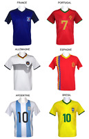 T-shirt Maillot de Football Homme PAYS / NATIONS - Soccer Anthem
