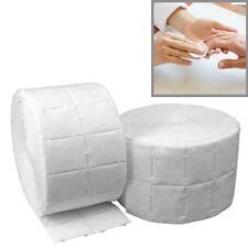 Pro Impressions Lint Free Nail Wipes - 500 Roll (Acetone Gel Nail Polish)