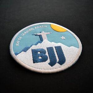 Brazilian Jiu Jitsu Gi Patches - BJJ Patch 1