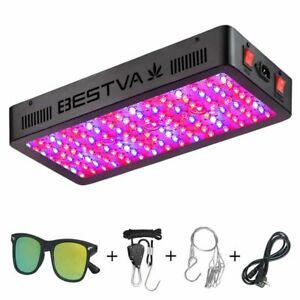 BESTVA DC 1500W Double Chips LED Grow Light Full Spectrum Lamp -Not VIPARSPECTRA