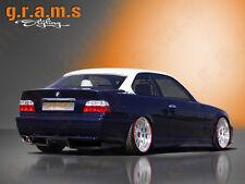 BMW 3 Série E36 Diffuseur arrière/passage de roue pour Racing, Performance, Aero V6