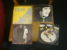 3 Vynyl 45rpm Records Pet Shop Boys, UB40, Swing Out Sister.