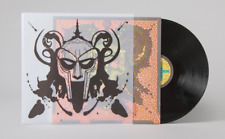 Mf Doom Dangerdoom – The Mouse & The Mask Limited Edition Black 2x Vinyl Lp Food