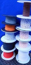 100'- M16878/4 22 AWG PTFE *Pick Your Color* Mi-Spec