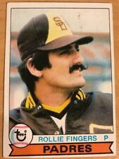 Rollie Fingers 1979 Topps Card #390, Nearmint, Hall Of Fame