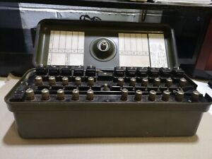 Vintage Military Telephone Exchange / Test Circuit