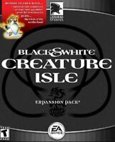 Black & White: Creature Isle (Add-On) PC NEW And Sealed UK Version
