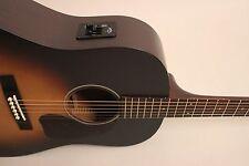 SIGMA GUITAR-chitarra JM-SGE in Sunburst Slope shoulder + PICK-UP 1. scelta/NUOVO