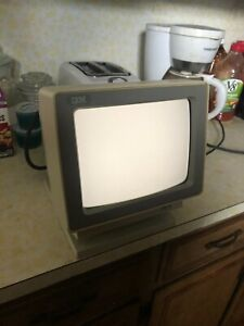 VTG IBM Model 4707  Monitor  Word Processor Tested in great working condition.