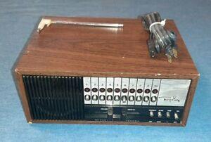 Vintage Regency CB Radio Scanner ACT-E-106 Working REPAIR