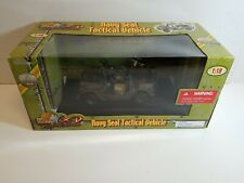 21st Century Toys - Ultimate Soldier Navy Seal Tactical Vehicle 1 18