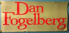 "Dan Fogelberg The Innocent Age 17""x37"" In Store Promo Poster 1981"