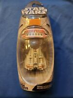 STAR WARS TITANIUM 'SNOW SPEEDER' MEDIUM GRADE HASBRO 2005****