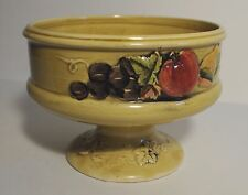 Lefton Pear N' Apple Gold Candy Dish