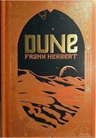 Dune by Frank Herbert Leather Bound Deluxe Collectible Gift Hardback New Sealed