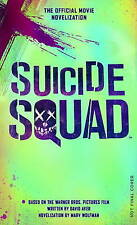 Suicide Squad: The Official Movie Novelization, Marv Wolfman, Excellent Book