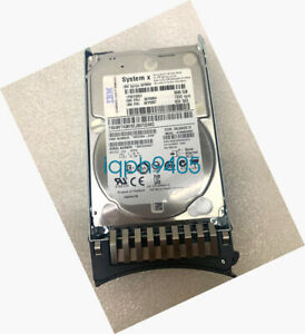 "1PC IBM 90Y8953 90Y8954 90Y8957 500GB 7.2K SAS 6G 2.5"" NL G2HS HDD Hard Drive"