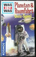 Was ist Was - Planeten und Raumfahrt - Quiz-Spiel - Kosmos