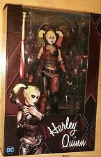 "NECA  HARLEY QUINN figure BATMAN ARKHAM CITY 7"" ACTION FIGURE DC ## A"