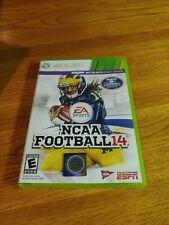 New listing NCAA Football 14 (Xbox 360, 2013)