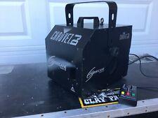 Chauvet DJ Hurricane Haze 3D DMX Club Stage Fog Haze Hazer Mist Effects Machine