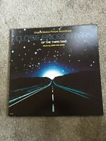Original Soundtrack Close Encounters Of The Third Kind Lp Record Nice Condition
