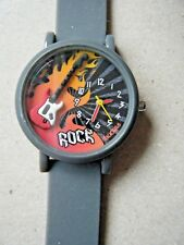 TIKKERS Rock Band Novelty Watch.