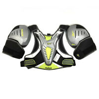 Reebok 3K Lacrosse Shoulder Pads - Black, Green, Gray (NEW) Lists @ $27