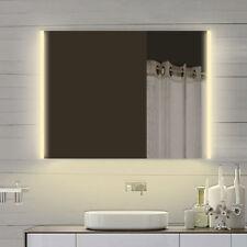 LED Bad Spiegel Badezimmerspiegel Wandspiegel mit Kalt-/Warmlicht SPS80X72DP