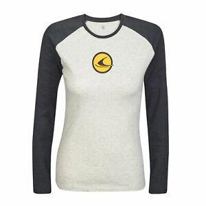 Ski Doo Ladies Heritage Long Sleeve T shirt