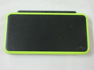 A403 Nintendo New 2DS LL XL console Black x Lime Japan x