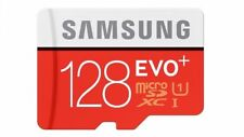 SAMSUNG EVO Plus 128GB Micro SDXC Class10 SD Memory Card with SD Adapter