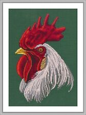 OVEN / 921 Rooster / Cross Stitch Kit