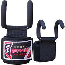 weight lifting Hook gym training power hook bar straps gripper chin up bar